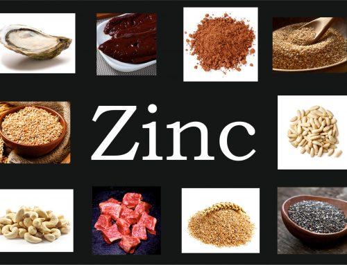 ¿Sabes cuáles son los alimentos ricos en zinc?